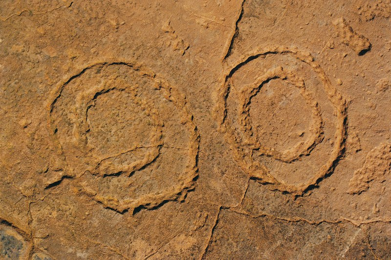 Ewaninga Rock Carvings Conservation Reserve