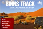 Travel the Binns Track